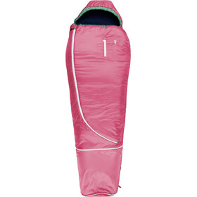 Grüezi-Bag Biopod Woll World Traveller Sovepose Rosa